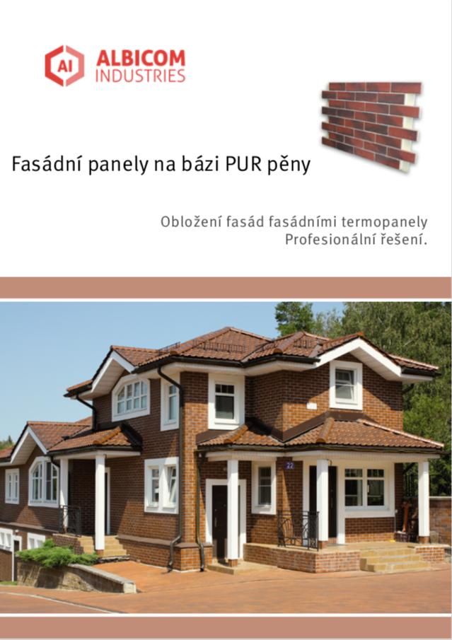 Katalog fasádních panelů