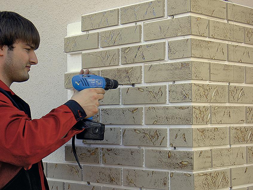 Fasádní panely na bázi polystyrenu